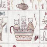 アンシャダンレギュイユ 刺繍キット 猫