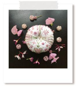 フランス刺繍キット made in france