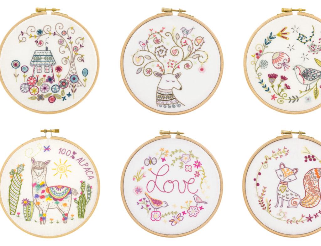 株式会社サン-ケイ 刺繍のイメージ